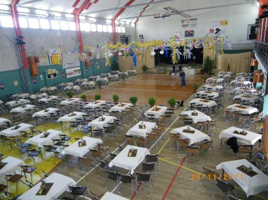 salle Léo Lagrange Gala nov 2011